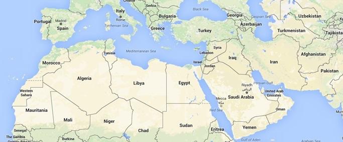 carte-afrique-du-nord