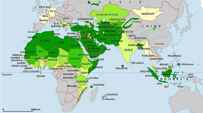 carte-monde-musulman