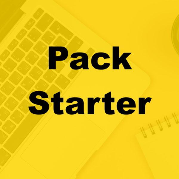 pack starter