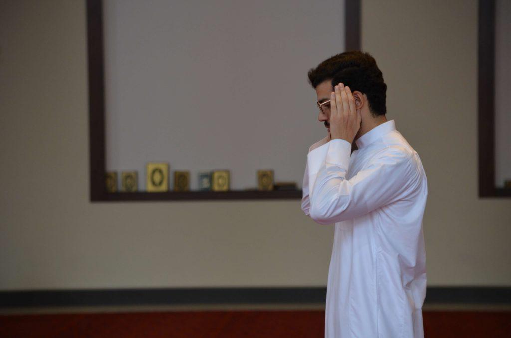 Salat prière - dire Allahu akbar