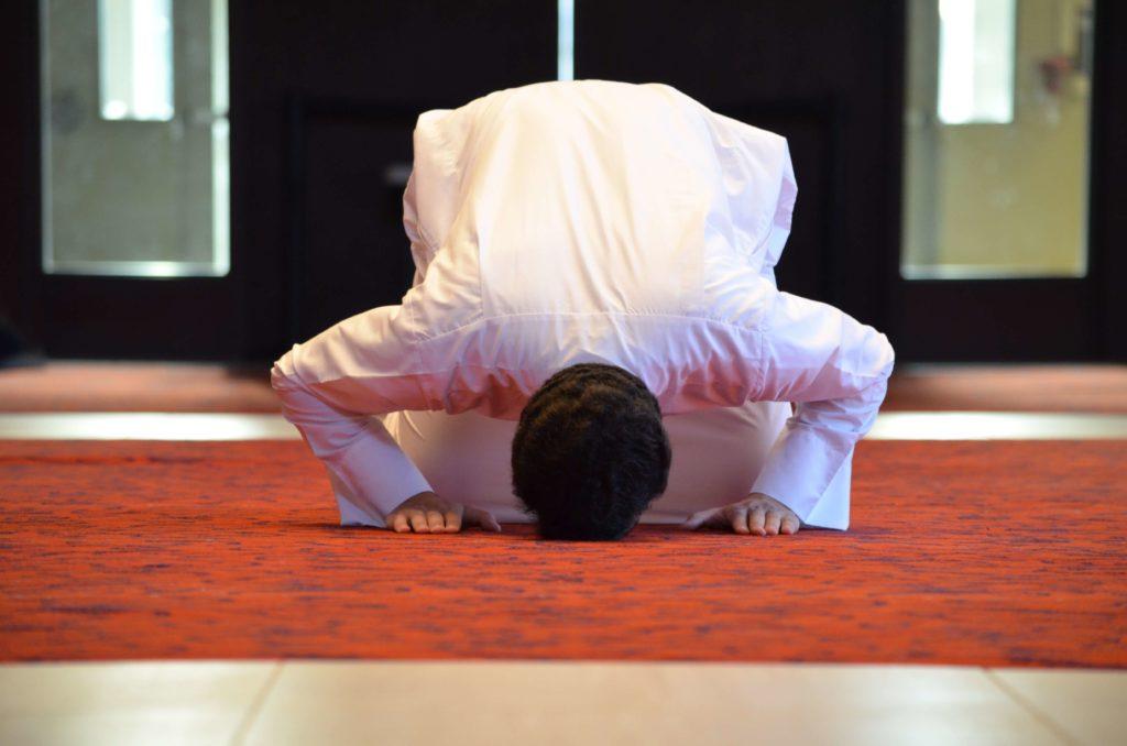 prière - soujoud