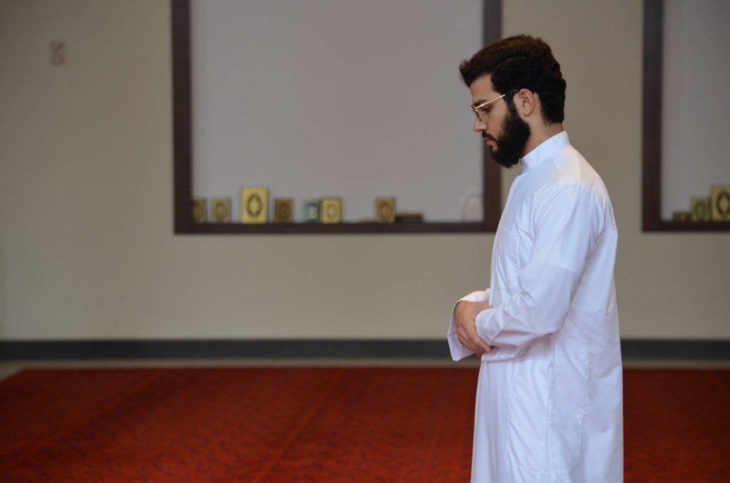 réciter la fatiha pendant la prière