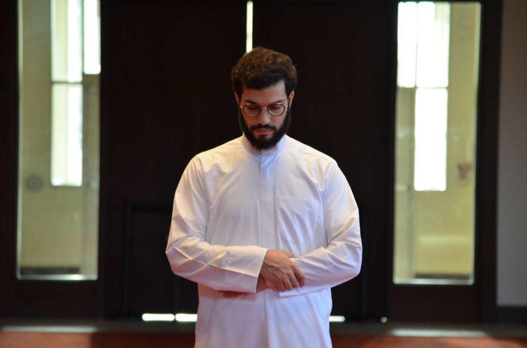 prière - récitation de la fatiha