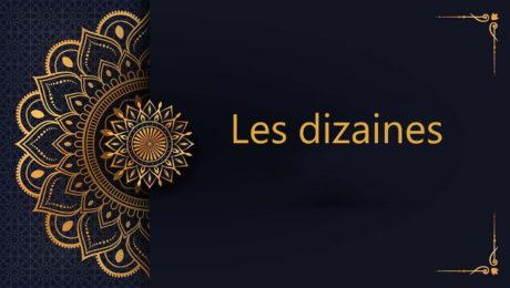 les dizaines en arabe - cours d'arabe gratuit