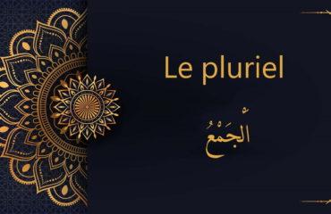 le pluriel - cours d'arabe gratuit