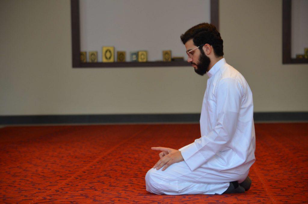 tachahoud - prière
