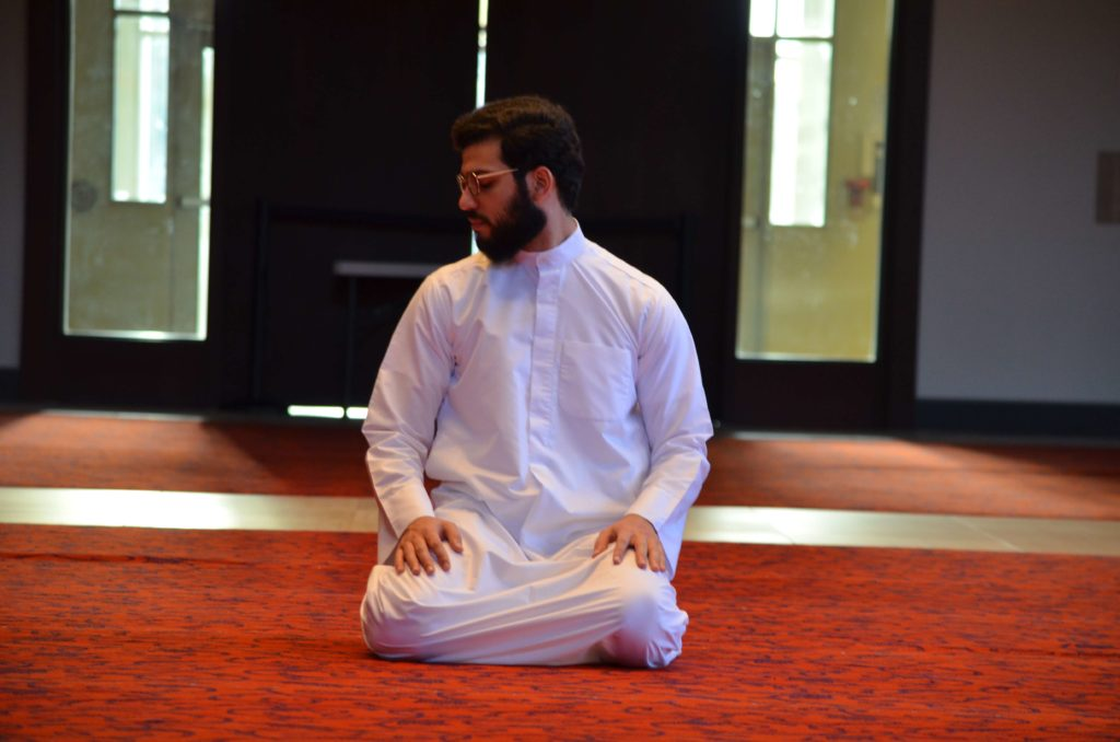 taslim- prière