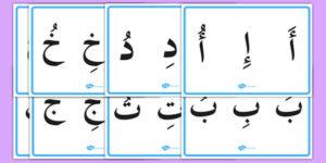 Les voyelles courtes en arabe
