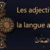 Les adjectifs de la langue arabe | الصِّفَاتُ